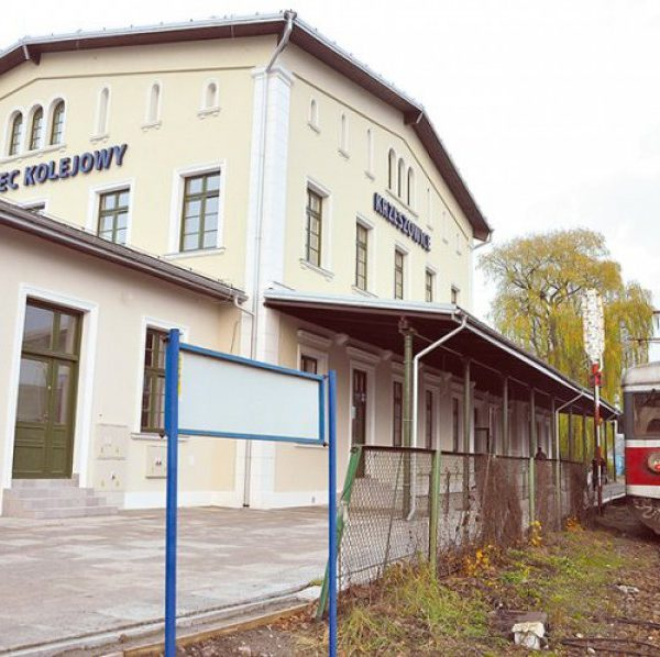 Rozbudowa PKP Krzeszowice